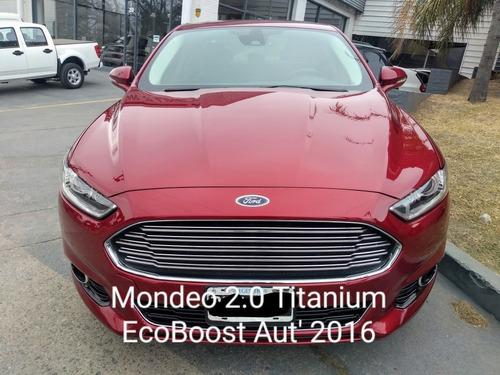 ford mondeo 2.0 titanium ecoboost at 240cv 2016
