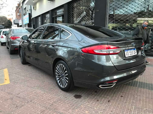 ford mondeo 2.0 titanium ecoboost at 240cv 2018