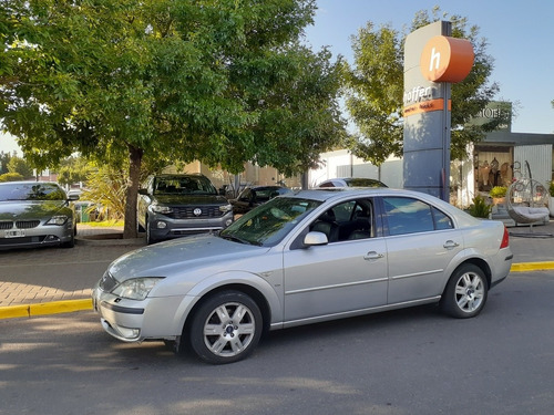 ford mondeo 2.5 ghia v6 l/2005 at 2005 hoffen