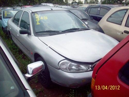 ford mondeo 98 carro inteiro completo para retirar peças