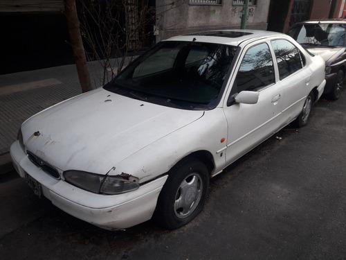 ford mondeo ghia 2.0 1996 $49900