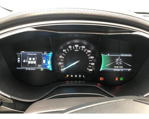 ford mondeo hibrido 4p at 2020