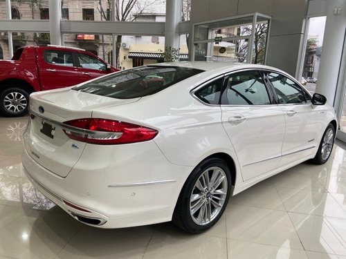 ford mondeo hibrido vignale  en stock as2