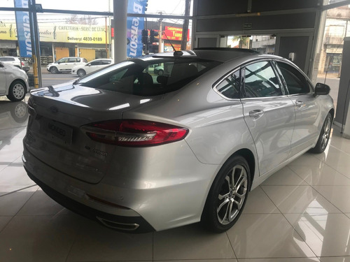 ford mondeo sel 2.0 at 240cv 0km 2020 stock físico