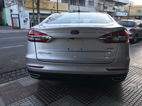 ford mondeo sel 2.0 ecoboost automatico 0 km año 2019