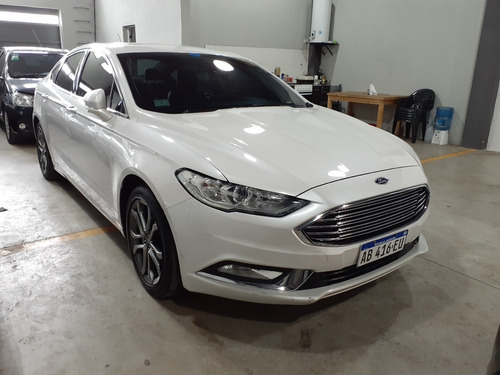 ford mondeo sel ecoboost 2.0 at 2017