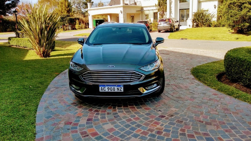 ford mondeo sel ecoboost 2.0 l at 2018 10.000 km