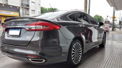 ford mondeo titanium 2.0 ecoboost 2017
