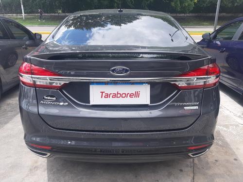 ford mondeo titanium eco 2.0 at taraborelli seleccionados