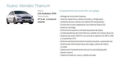 ford mondeo titanium eco 2020 permuto financio en stock ng