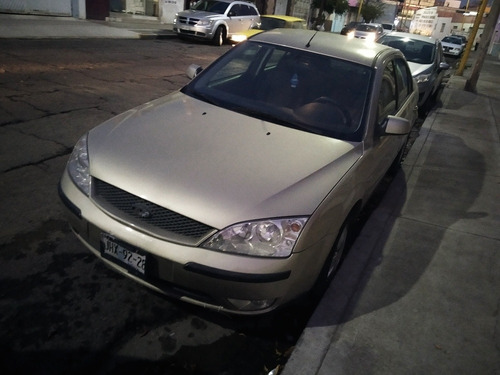 ford mondeo v6 trend