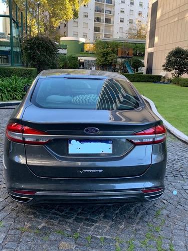 ford mondeo vignale hibrido 2019