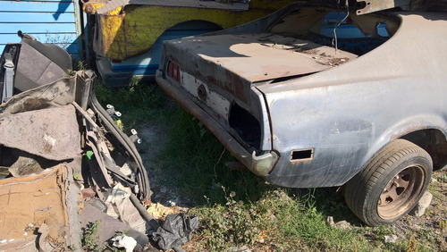 ford mustan 1972 hard top completo o partes