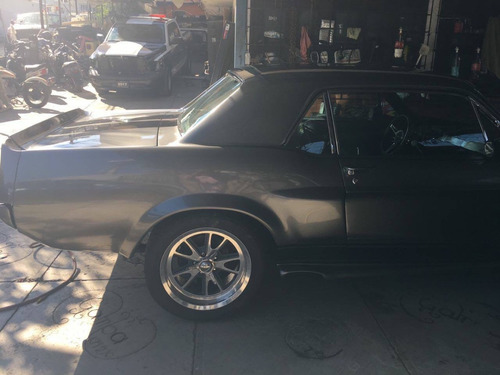 ford mustang 1967 1968 eleanor body kit