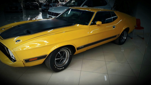 ford mustang 1973 mach 1