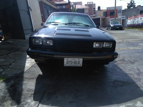 ford mustang 1982, hard top automatico.