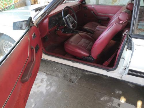 ford mustang 1984 convertible original colección clasico car