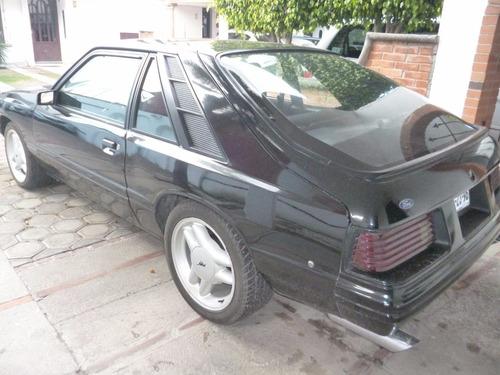 ford mustang 1984 fastback automàtico personalizado equipado