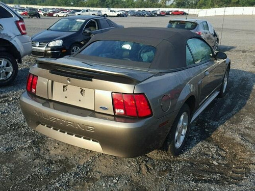 ford mustang 1999-2004 cristal lateral