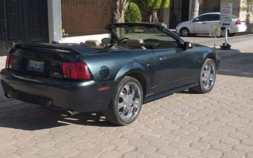 ford mustang 2000 5.4 cobra r coupe mt