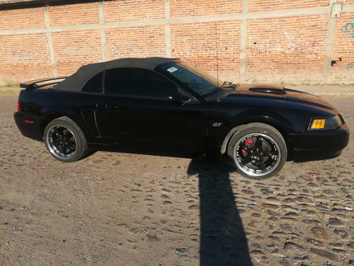 ford mustang 2002 gt convertible