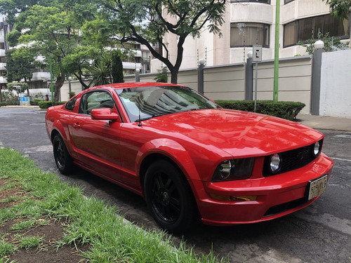 ford mustang 2006 gt v8 piel, automático.