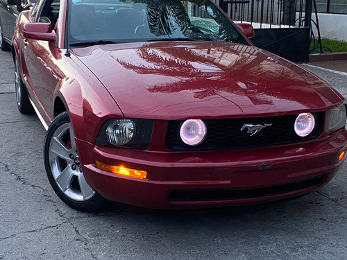 ford mustang 2007 - 6 cil automático