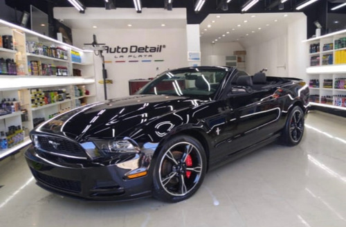 ford mustang 2013 cabrio impecable! challenger camaro