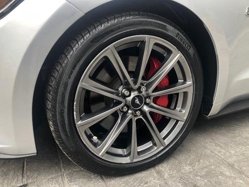 ford  mustang  2016  5.0l gt v8 at convertible