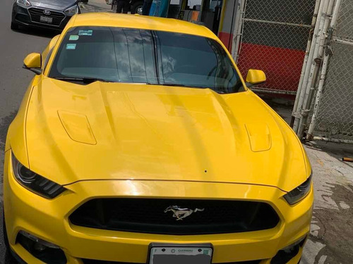 ford mustang 2017 5.0l gt v8 at