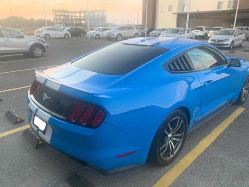 ford mustang 2.3 coupe mt 2017