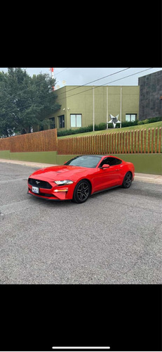 ford mustang 2.3 coupe mt 2018