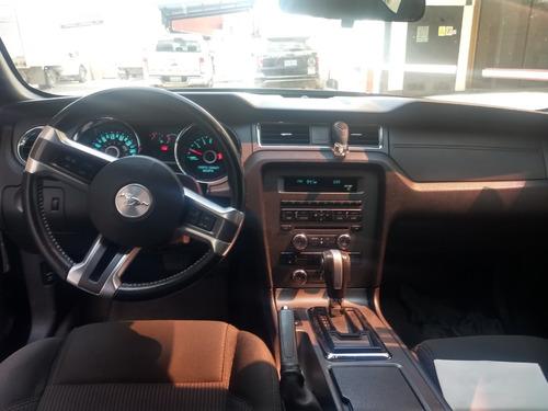 ford mustang 3.7 coupe lujo v6 at 2014  somos agencia