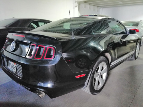 ford mustang 3.7 coupe lujo v6 at