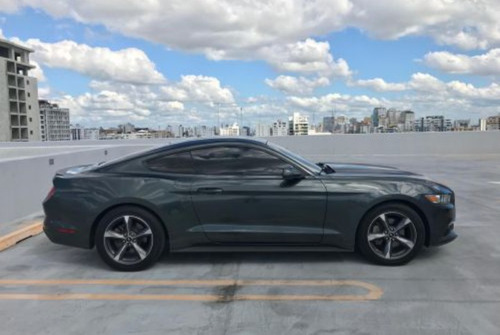 ford mustang 3.7cc