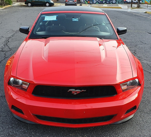 ford mustang 3.7l v6 convertible