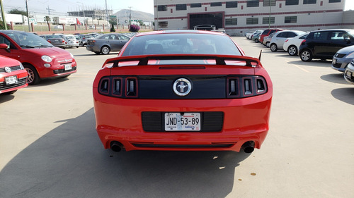 ford mustang 3.8 coupe lujo v6 mt