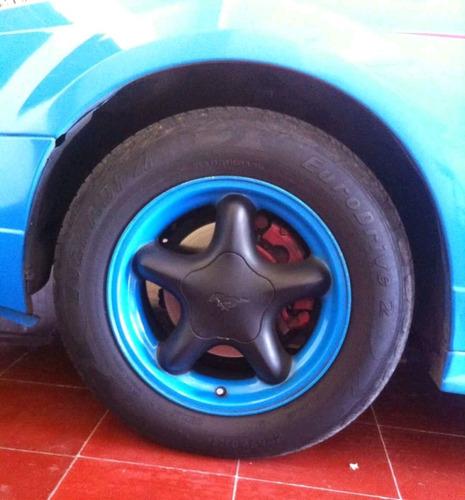 ford mustang 3.8 v6 piel aut