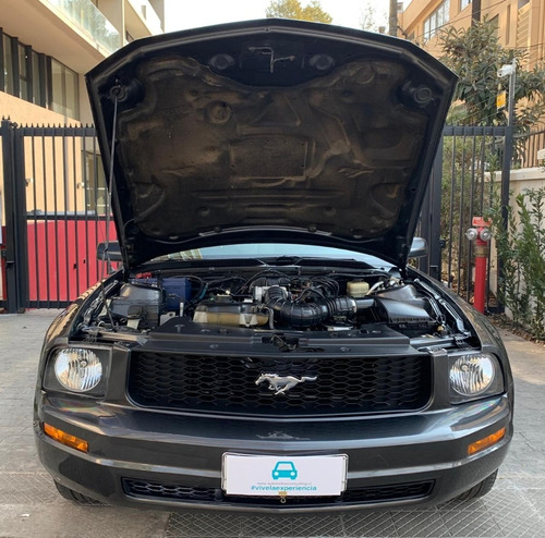 ford mustang 4.0 aut 2008