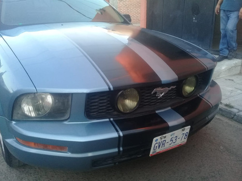 ford mustang 4.0 coupe v6 at