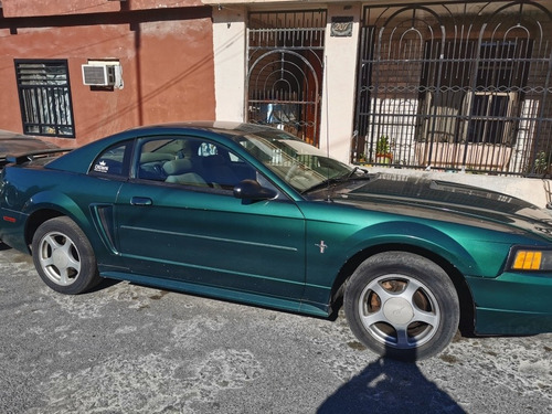 ford mustang 4.0 coupe v6 mt 2002