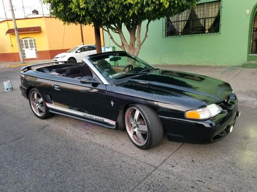 ford mustang 4.0 gt convertible equipado mt 1998