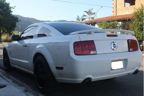 ford mustang 4.6 2007 blanco 2 puertas