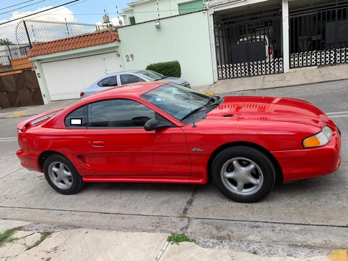 ford mustang 4.6 gt 5vel tipico mt 1997