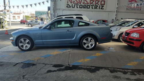 ford mustang 4.6 gt base 5vel tela mt 2007