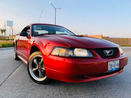 ford mustang 4.6 gt base at 2002
