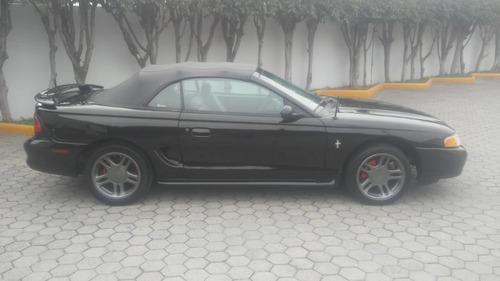 ford mustang 4.6 gt convertible equipado mt
