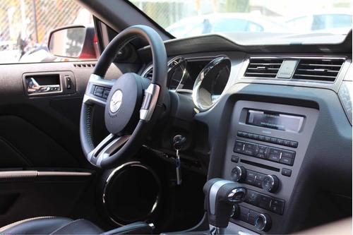 ford mustang 4.6 gt equipado convertible at 2010