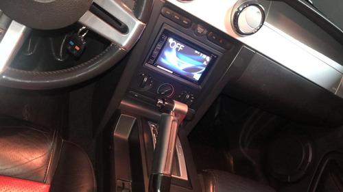 ford mustang 4.6 gt equipado convertible mt 2007