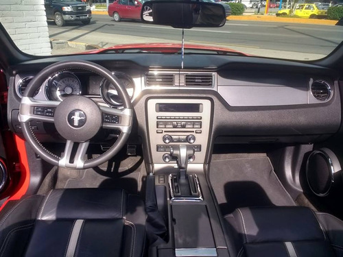 ford mustang 4.6 gt equipado convertible mt
